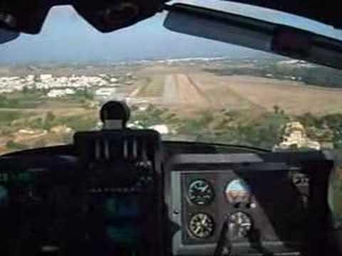 Vliegen in Portugal 2007