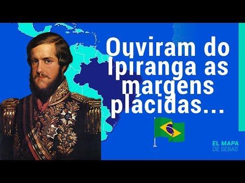 HISTORIA de BRASIL en 18 minutos
