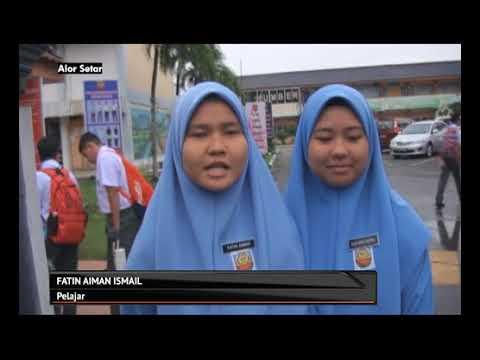 Suhu rendah, kehadiran pelajar di Kedah normal