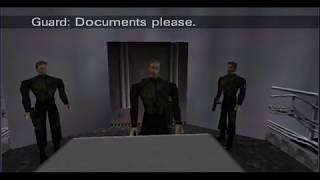 GoldenEye 007 - Retract (Stealth mode)