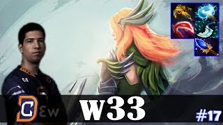 w33 windranger mid dota 2 pro mmr gameplay 17