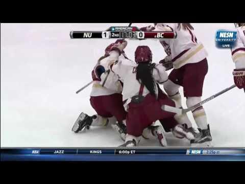 Women's Hockey: Hockey East Championship vs. Northeastern, March 5