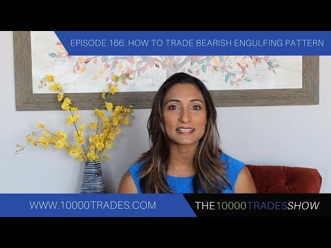 Episode 166: How to Trade Bearish Engulfing Pattern - Best Candlestick Patterns - Trading Strategy
