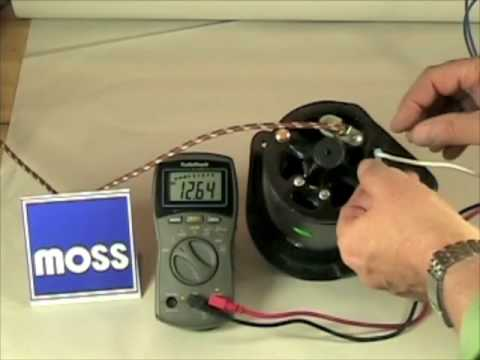 Generator - How to Test (version 1-28-2009) - YouTube