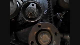 видео Замена водяного насоса (Помпы) на ВАЗ 2108, ВАЗ 2109, ВАЗ 21099