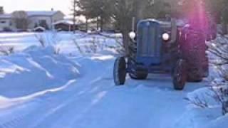 Fordson Major V8 Detroit Diesel 71