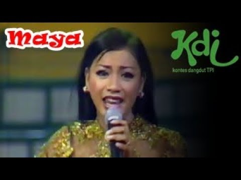 MAYA KDI - Wulan Merindu - Konser Bintang KDI