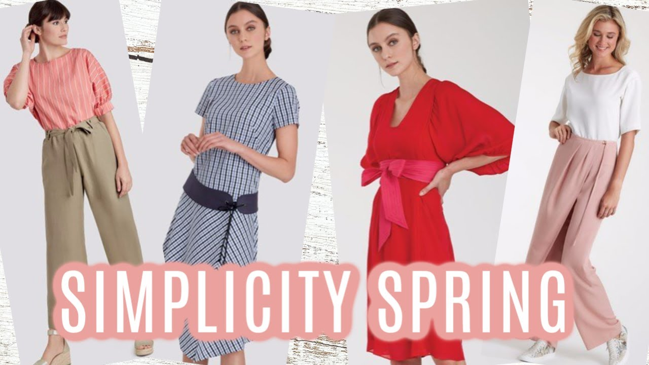 Sewing Patterns Simplicity