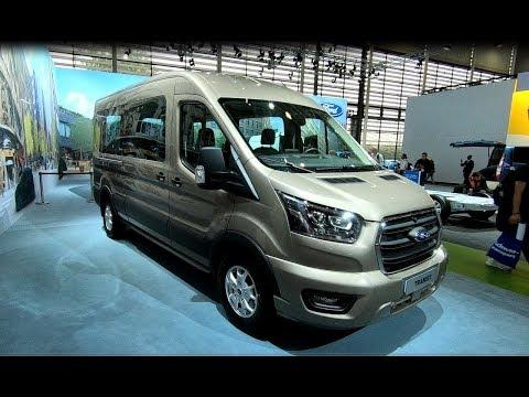 ford-transit-all-new-model-2019-transporter-+-family-van-walkaround