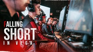 FALLING SHORT AT CWL VEGAS | 100T CALL OF DUTY
