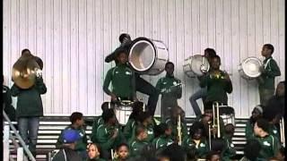 Sligh Middle School Vs. Martin Behrman Middle School 2013 Percussion Battle (Viewer's Choice BOTB)