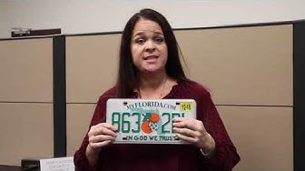 License Plate Surrender
