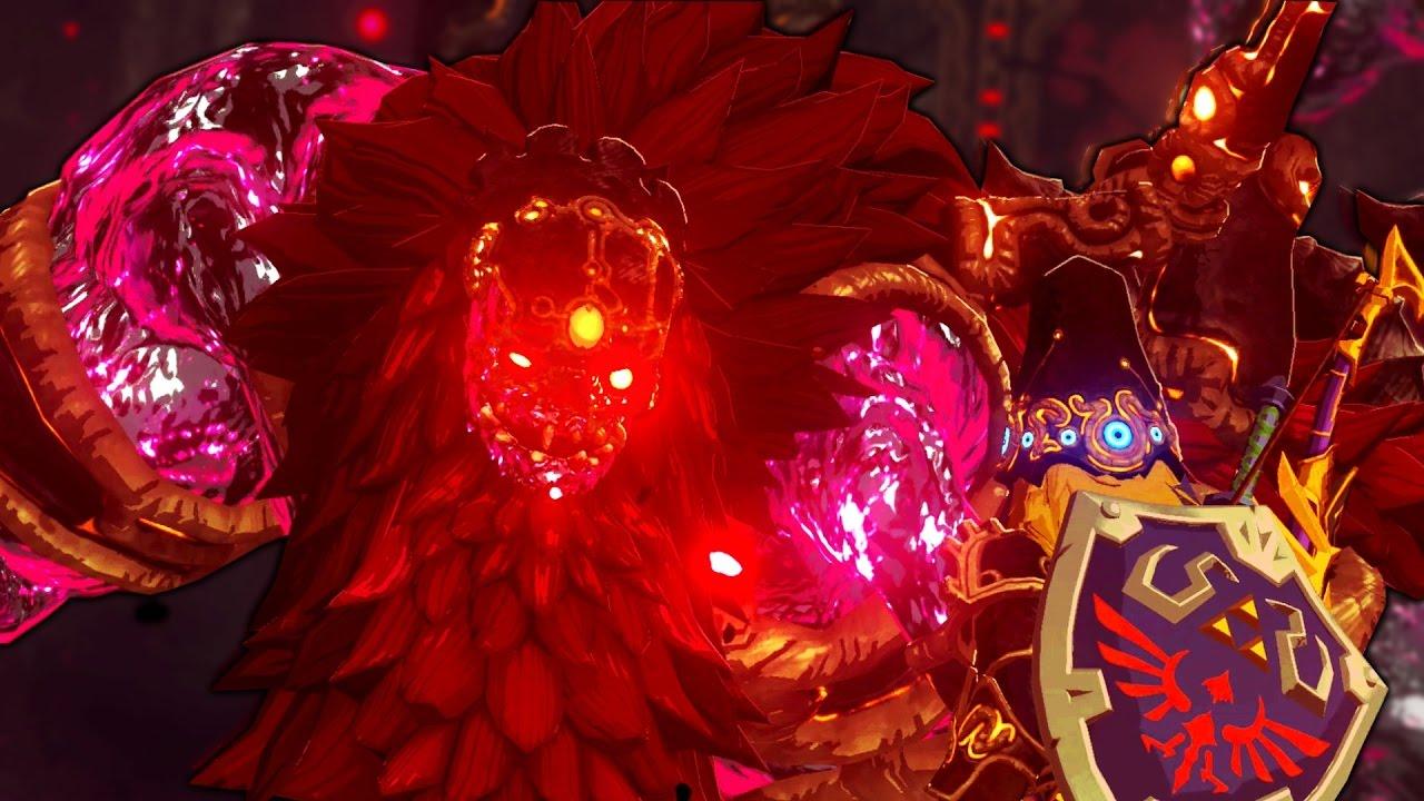 Zelda Breath Of The Wild Switch 33 Fr Boss Final Ganon Le Fleau