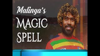 Malinga's Magic Spell - Captures 7 for 49