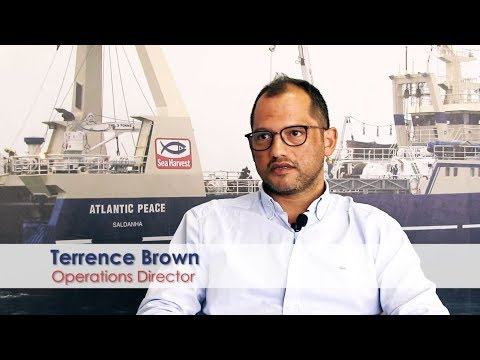 Sea Harvest Group's Operations Director profile of the Company