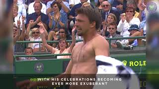 Goran Ivanisevic's Wimbledon Journey