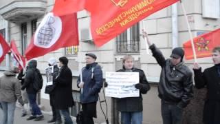 Акция в защиту Юрия Дашкова и профсоюза Депо им. Баумана у Департамента труда(, 2015-10-29T17:05:19.000Z)