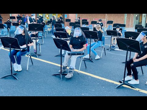 Riverwatch Middle School - 6th Grade Year end 2021 Band Concert