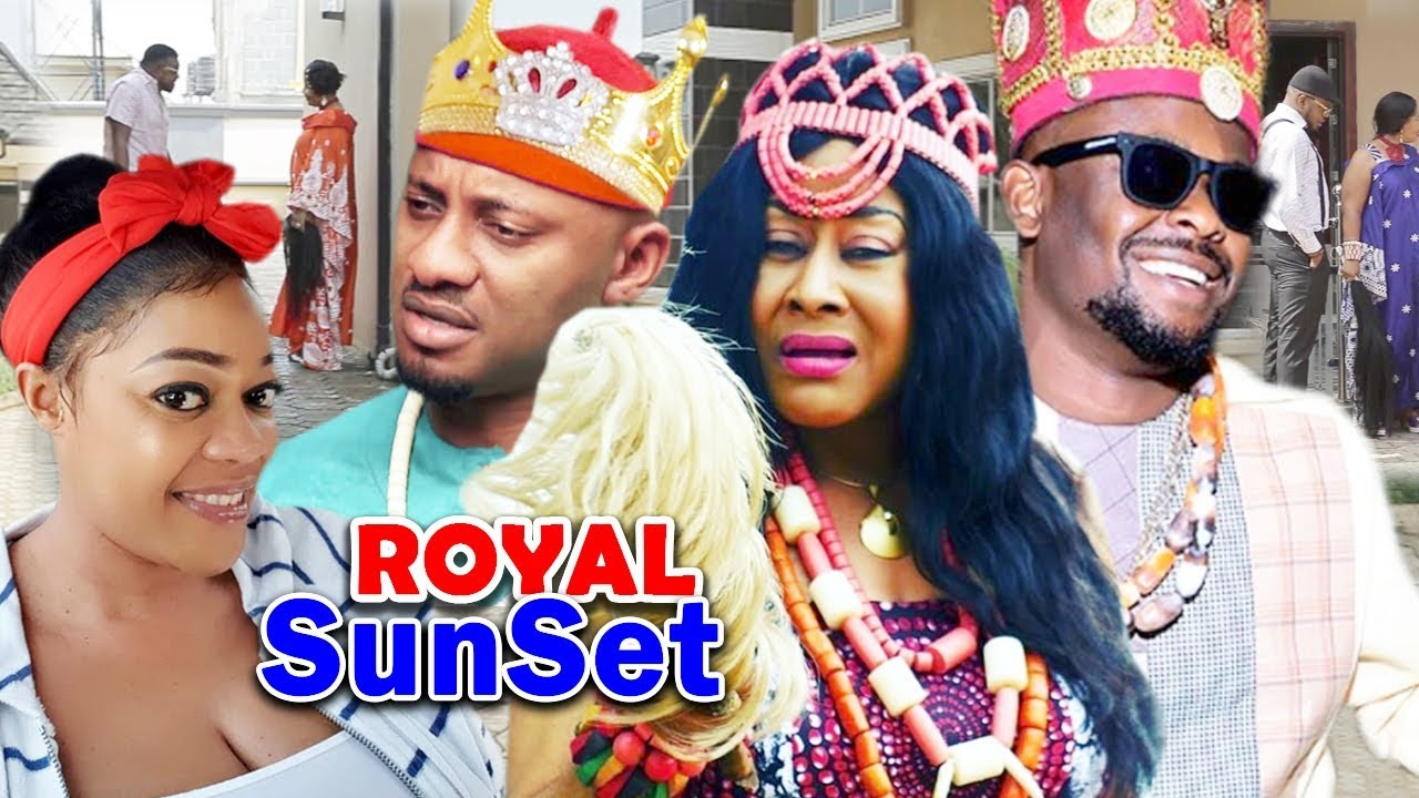 Download Royal Sunset Season 1 & 2 - ( Zubby Michael / Yul Edochie ) 2019 Latest Nigerian Movie