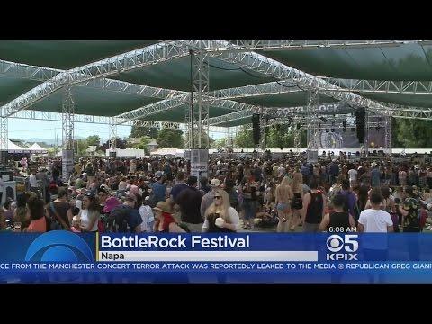 BOTTLEROCK MUSIC FESTIVAL: Thousands gather in Napa for the annual Bottlerock Music festival