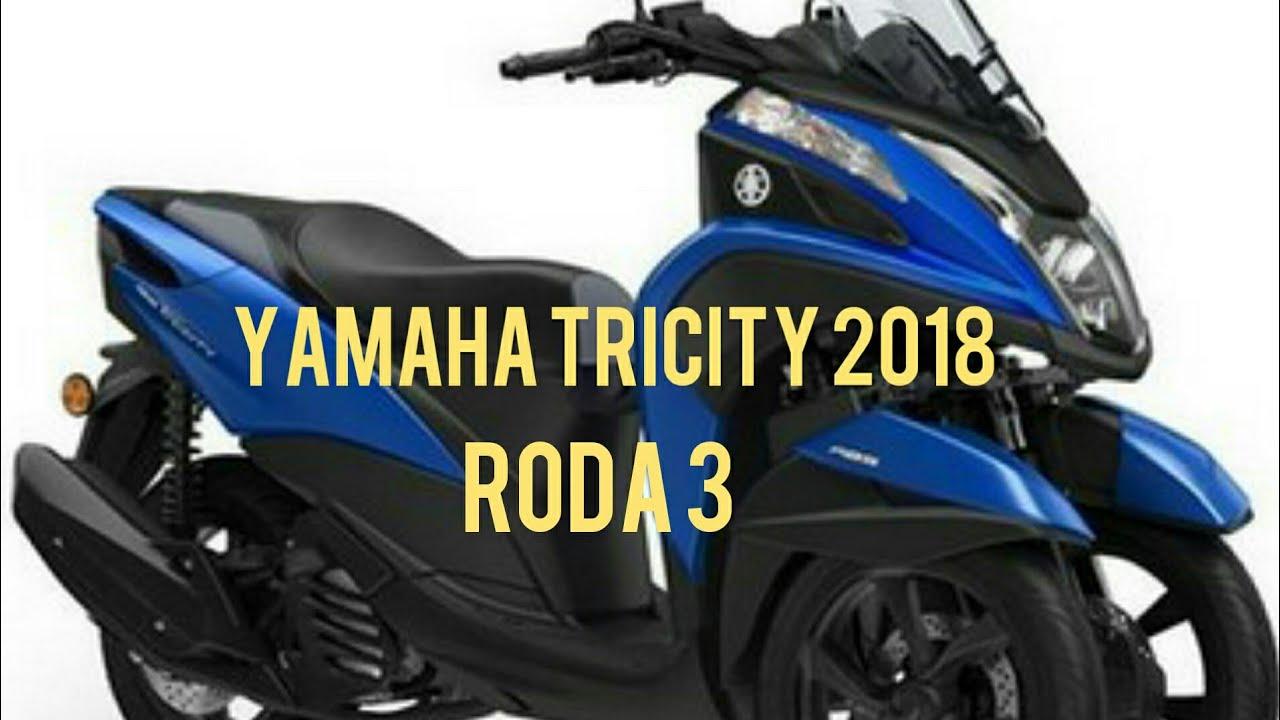 Yamaha Matic Terbaru 2018 Tricity 155 Motor Roda Tiga Keren Abis
