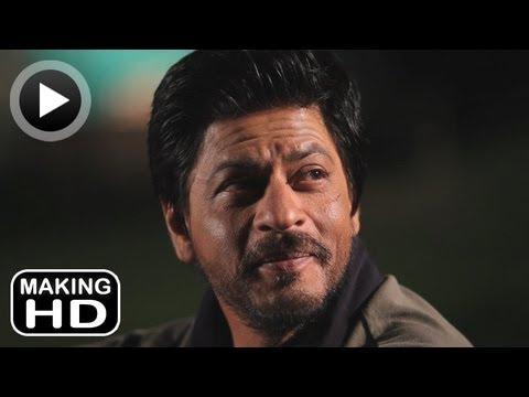 Making Of The Film - Shah Rukh Khan | Jab Tak Hai Jaan | Part 3 | Katrina Kaif | Anushka Sharma