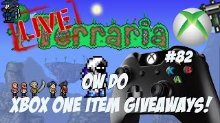 Terraria Xbox One Item Dropoff Giveaways -
