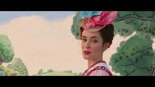 "Nissan and Mary Poppins Returns ""Technology"" 