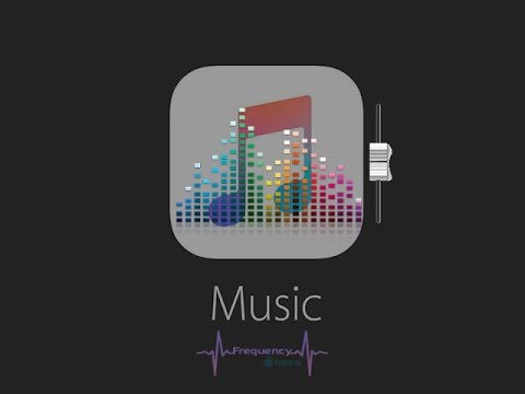 Apple Music Player Frequency (EQ) controller