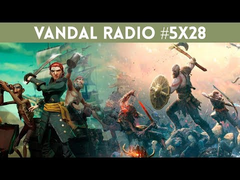 PODCAST: Vandal Radio 5x28: God Of War, Sea of Thieves, A Way Out y OnRush