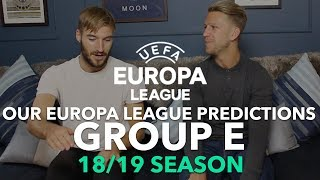 Europa League Group E Preview & Predictions - Arsenal / Qarabag / Sporting Lisbon / Vorskla