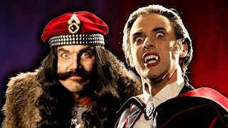 Watch Epic Rap Battles Of History Vlad The Impaler Vs Count Dracula video