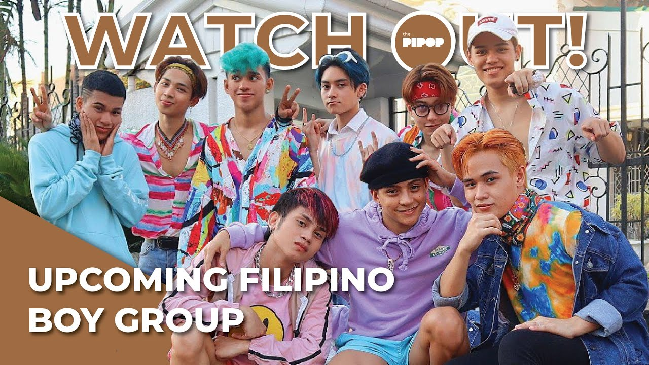 Alamat Upcoming Ppop Boy Group Youtube