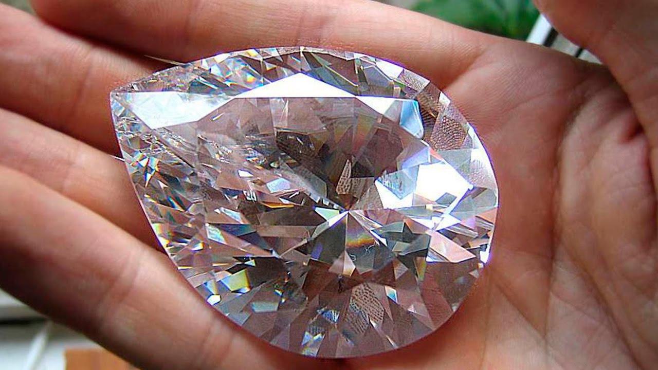 фото самый большой в мире алмаз