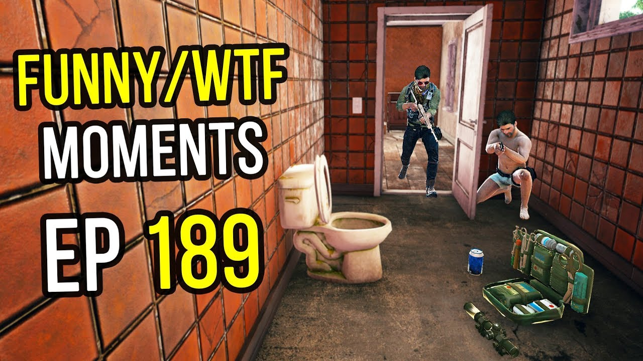 PUBG: Funny & WTF Moments Ep. 189