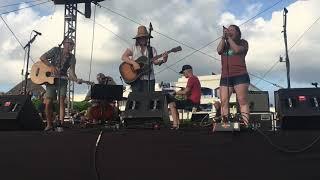 The Joke - Megan singing with Brandi Carlile