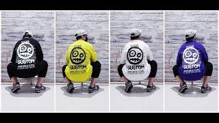 남녀공용 좀비낙서 오버핏 반팔 티셔츠