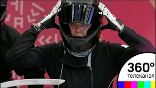 Российская бобслеистка Надежда Сергеева попалась на допинге