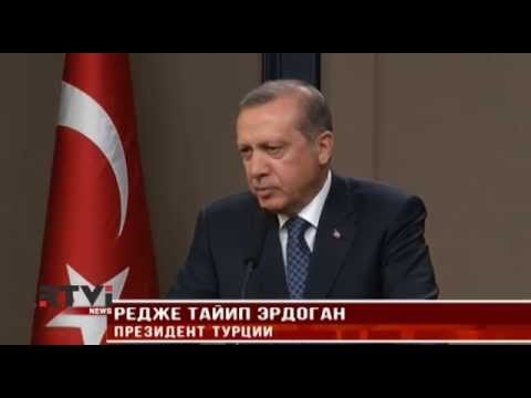 Эрдоган раскритиковал Путина: