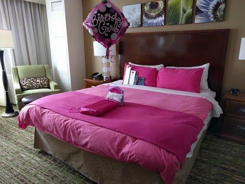 American Girl Hotel Rooms At The Alpharetta (Ga.) Marriott