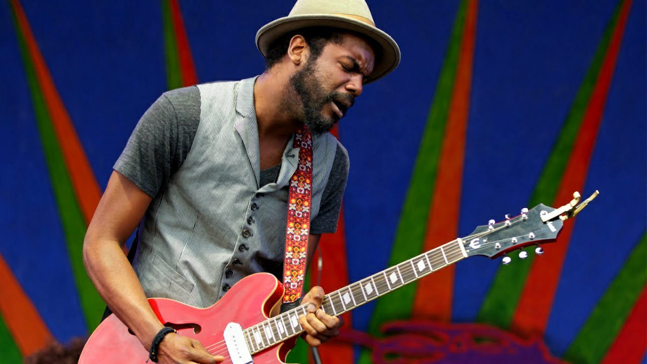 gary clark jr new orleans jazz heritage festival 2013 full hd full concert youtube. Black Bedroom Furniture Sets. Home Design Ideas