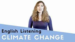 Climate Change and Global Warming thumbnail picture.