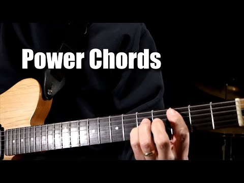 Video Guitar Backing Track Chords Suspended Bsus Fsus