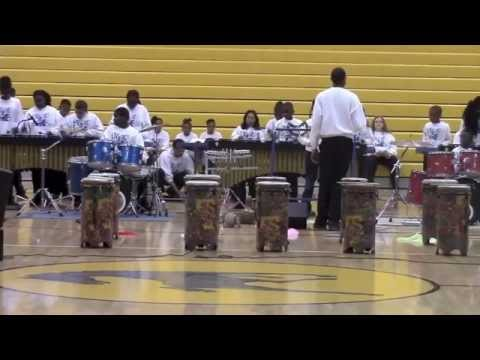 Music In Our Schools Month   Lemira Elementary Percussion