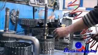 Audi Q7 Automatic Transmission Rebuild Time-Lapse