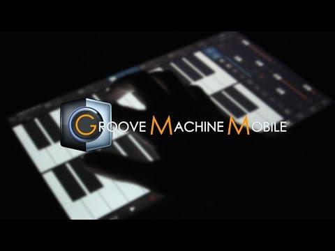 Groove Machine Mobile | Demo - Android, iOS & WIndows