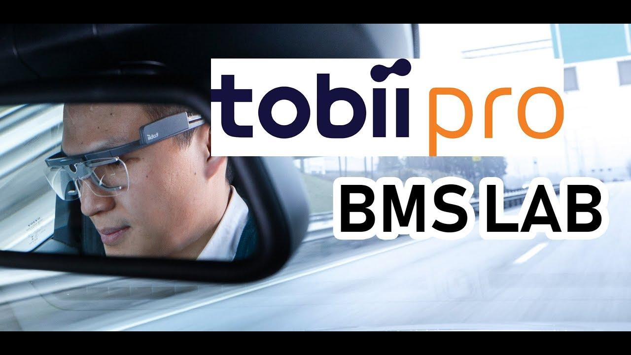 The BMS LAB: TOBII Eye tracking setup