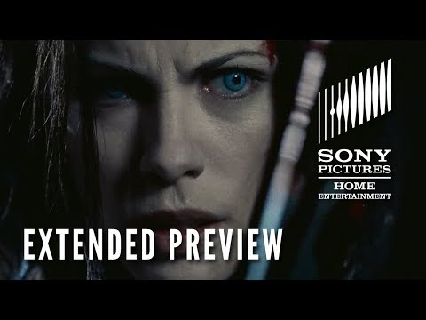 UNDERWORLD: BLOOD WARS - Extended Preview