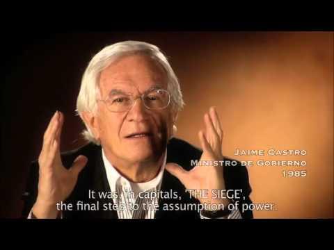 Documental sobre la toma del Palacio de Justicia