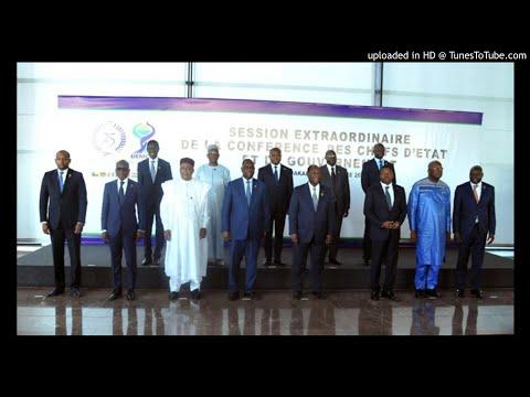 Lutte contre le terrorisme : L'UEMOA donne le sourire au Burkina, au Mali et au Niger grâce à un
